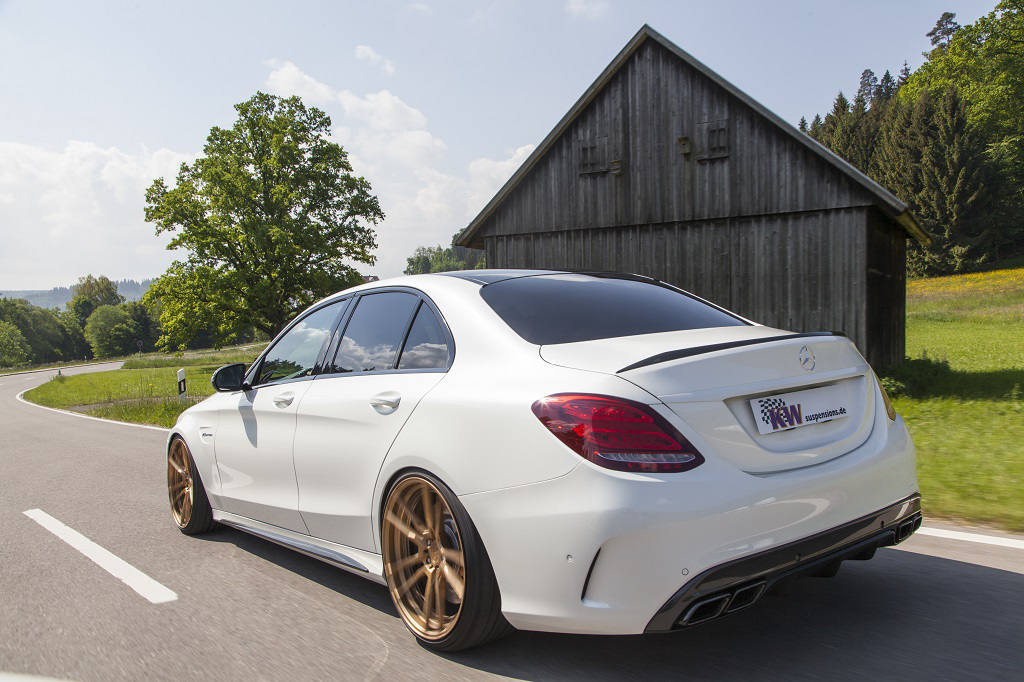 Kw Driving Dynamics For Mercedes Benz C63 Amg W205 More