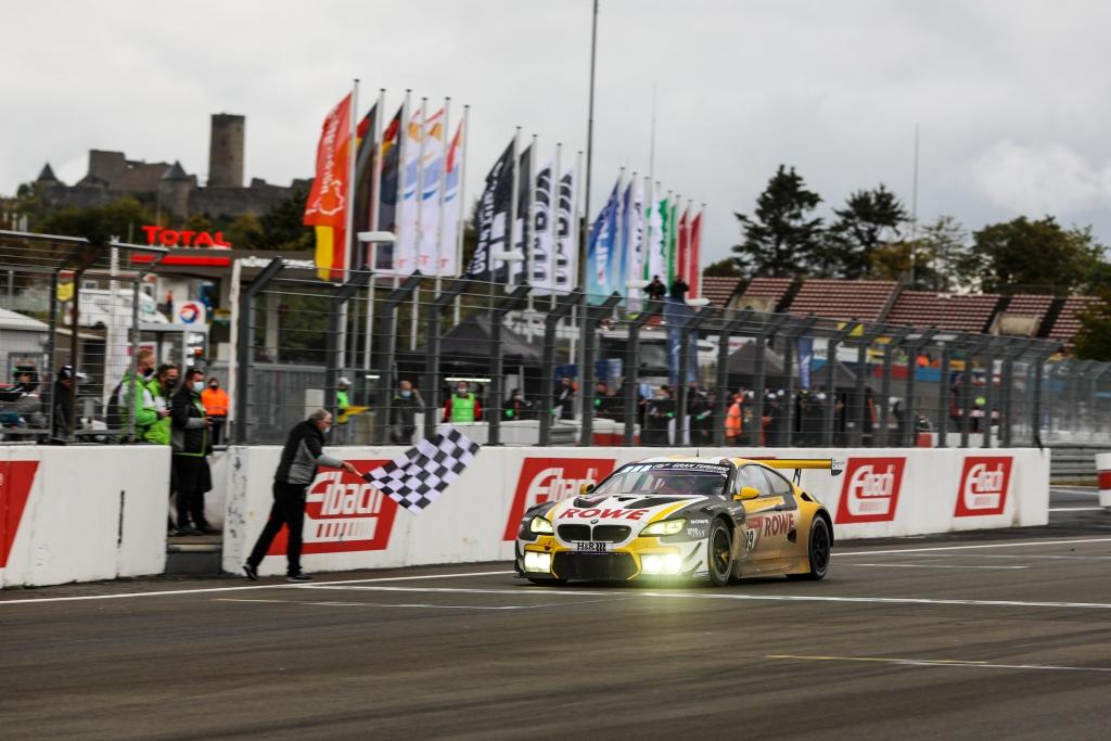 KW equipped ROWE Racing & Bmw Motorsport Winners of 24h Race Nürburgring!