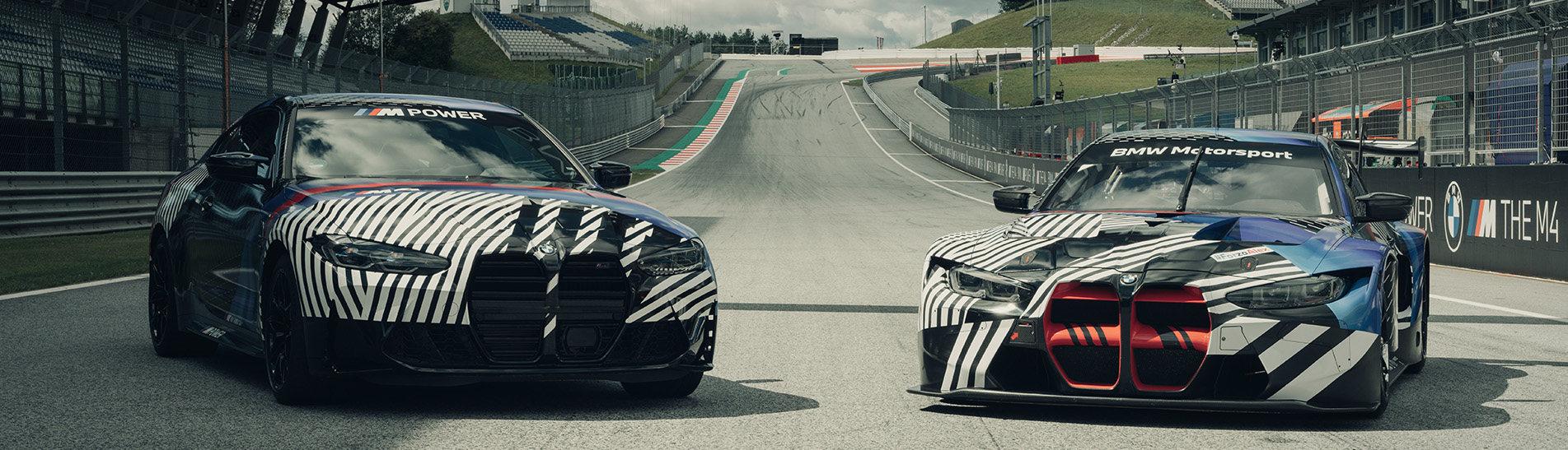 Official BMW Motorsport Supplier BMW M4 GT3