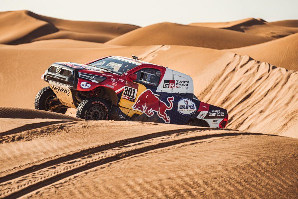 Dakar Rally 21: Reiger Racing customers triumph