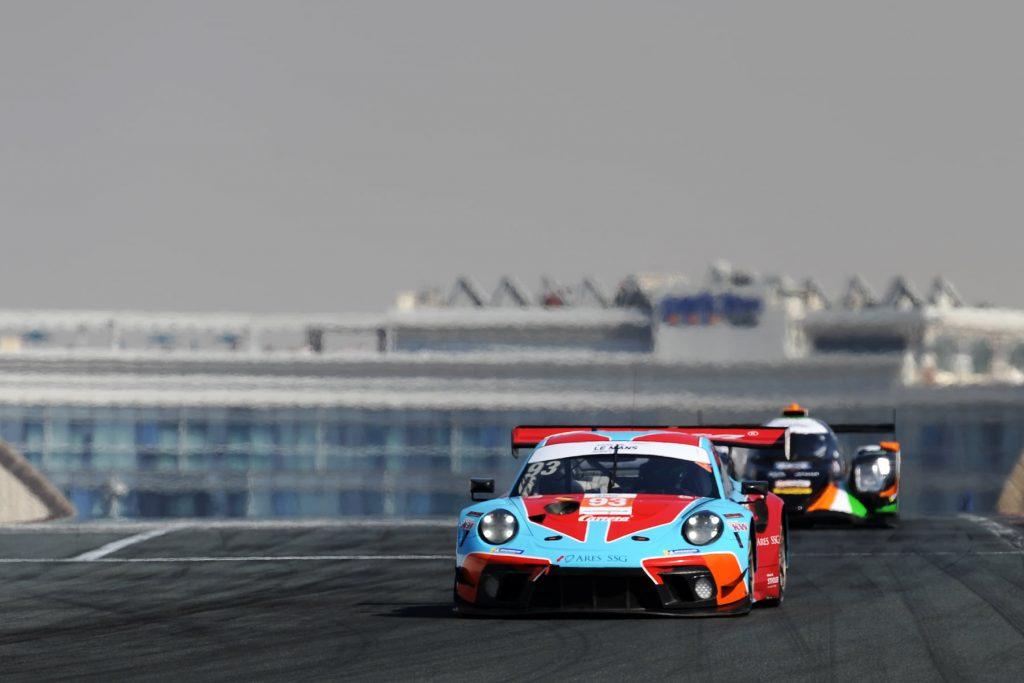 Asian Le Mans Series: Porsche 911 GT3 R wins GT Class two times!