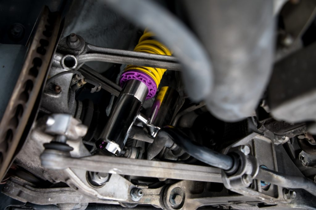 Fast. Faster. Fastest. TPS Performance's quickest BMW M2 relies on KW suspensions
